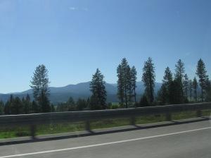 Mountains!