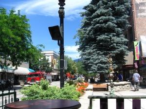 Beautiful Baker Street, downtown Nelson!