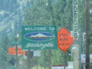 Welcome to Washington!