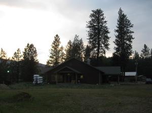 The big cabin
