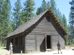 St. Paul's Mission at Kettle Falls